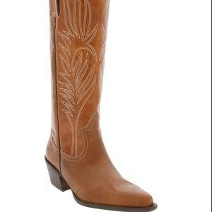 Women's Steve Madden Lonestar Snip Toe Cowboy Boot